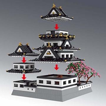 Mould King 22006 Japanische Burg
