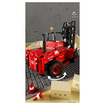 lotsofun-technik-schwerlast-gabelstapler-rcapp-bausatz-mit-5-motoren-sechs-rad-110-baufahrzeug-happy-build-yc-22012-lkw-auto-kompatibel-mit-lego-technic-2015-3