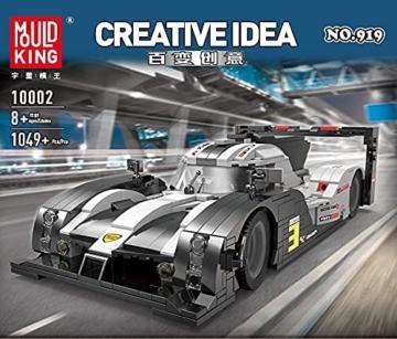 Mould King 10002 Porsche 919