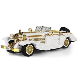 Mould King 10003 Oldtimer Auto