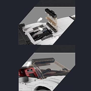 Mould King 10004 EB-110 Bugatti