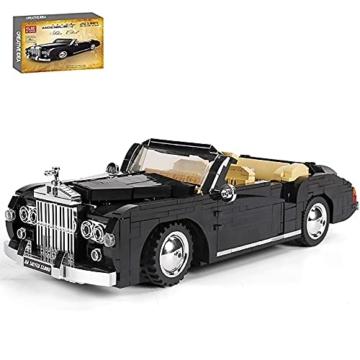 Mould King 10006 Oldtimer 1964 RR Silver Cloud