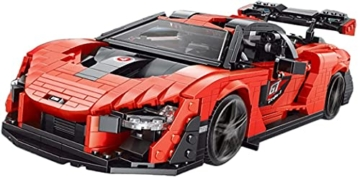 Mould King 10007 Sportwagen