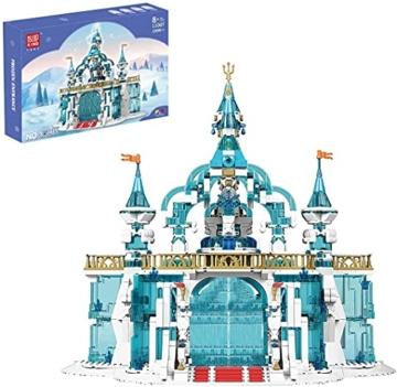 Mould King 11007 Frozen Entrance
