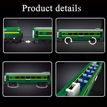 Mould King 12001 wagon