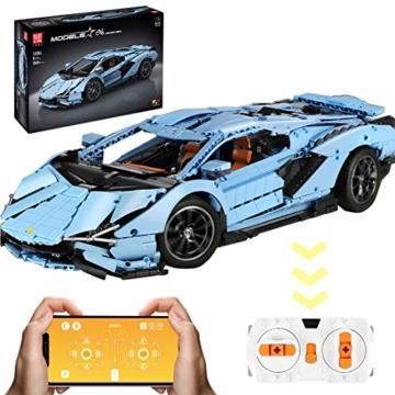 Mould King 13056 Lamborghini mit Power Functions