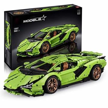 Mould King 13057 Lamborghini Technik