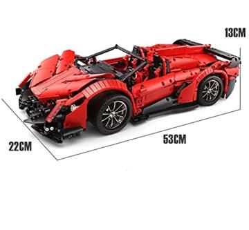 Mould King 13079 RC Lamborghini Veneno