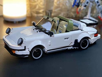 Mould King 13103 Porsche 911 Targa