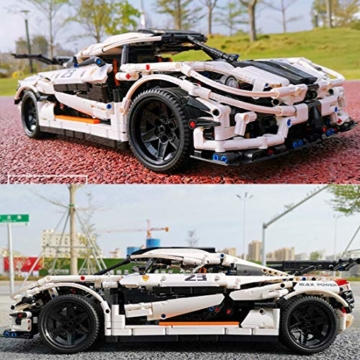 Mould King 13120 Koenigsegg Sportwagen