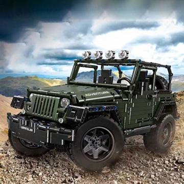 Mould King 13124 Jeep