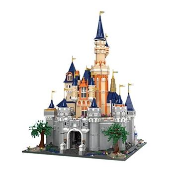 Mould King 13132 Disney Schloss