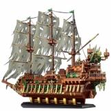 Mould King 13138 Fliegender Holländer Piratenschiff