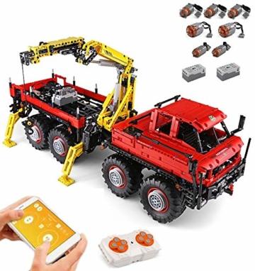Mould King 13146 RC Technik Truck