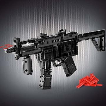 Mould King 14001 Patronen Maschinenpistole