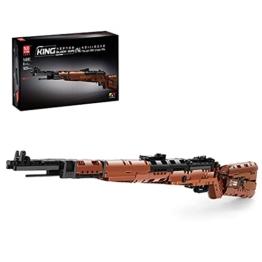 Mould King 14002 Gewehr