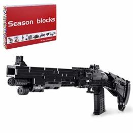 Mould King 14003 Benelli M4 Shotgun