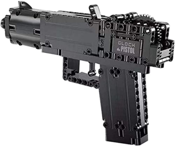 Mould King 14008 Glock Automatik Pistole