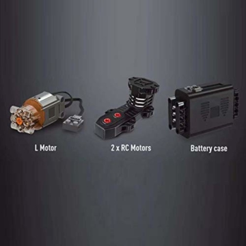 Mould King 14009 Motor Batteriebox