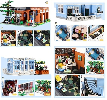 Mould King 16004 Modular Building