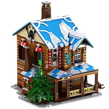 Mould King 16011 Weihnachtshaus