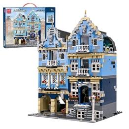 Mould King 16020 Marktstraße