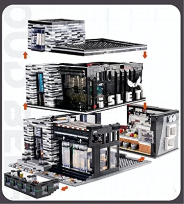 Mould King 16042 modular