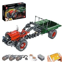 Mould King 17005 alter Traktor