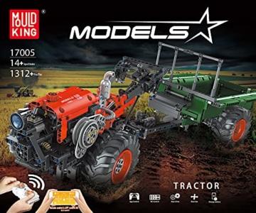 Mould King 17005 box