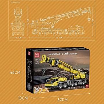 Mould King 17013H GMK Crane