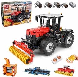 Mould King 17020 Traktor