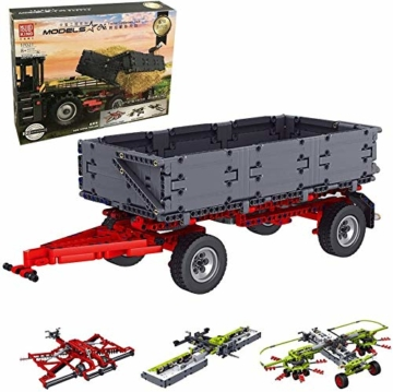 Mould King® 17021 Traktor-Zusatzpaket