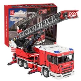 Mould King 17022 Feuerwehrfahrzeug