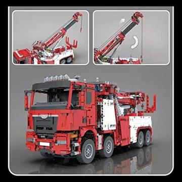 Mould King 17027 Feuerwehr