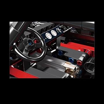 Mould King 18008 Cockpit