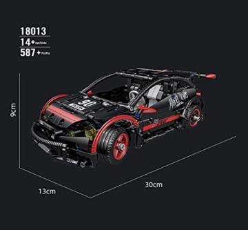 Mould King 18013 Hatchback R