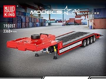 Mould King 19005T Pallet Truck box