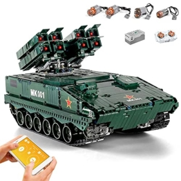 Mould King 20001 HJ-10 Anti-tank Missile