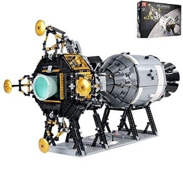 Mould King 21006 Mondlandefähre