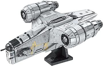 Mould King 21023 Razor Starship modell