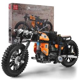 Mould King 23005 Technik Motorrad