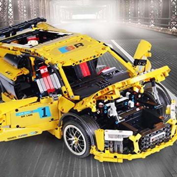 Mould King Audi R8 Funktionen
