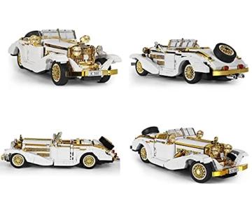 Mould King Oldtimer Auto