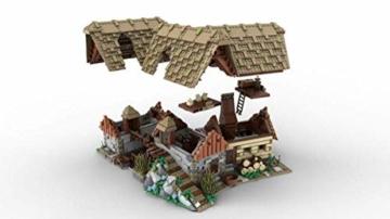 Pescheks Wassermühle BlueBrixx 11007 Xingbao dach