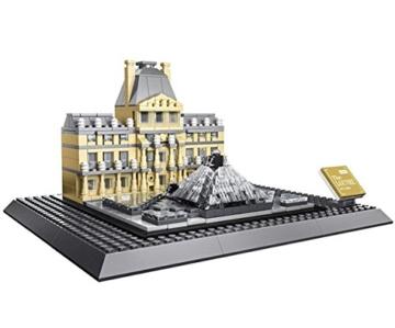 WANGE 4213 Louvre Museum Paris