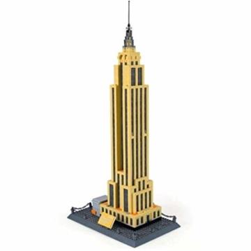 Wange 5212 Architektur Empire State Building von New York