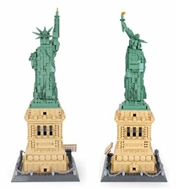 WANGE 5227 Freiheitsstatue New York City