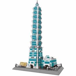 Wange 5221 Taipei 101 Gebäude von Taiwan
