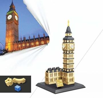 Wange 5216 Architektur Big Ben von London