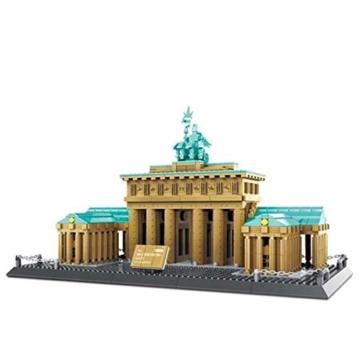 WANGE - Brandenburger Tor - W6211 - 1552 Teile - 1